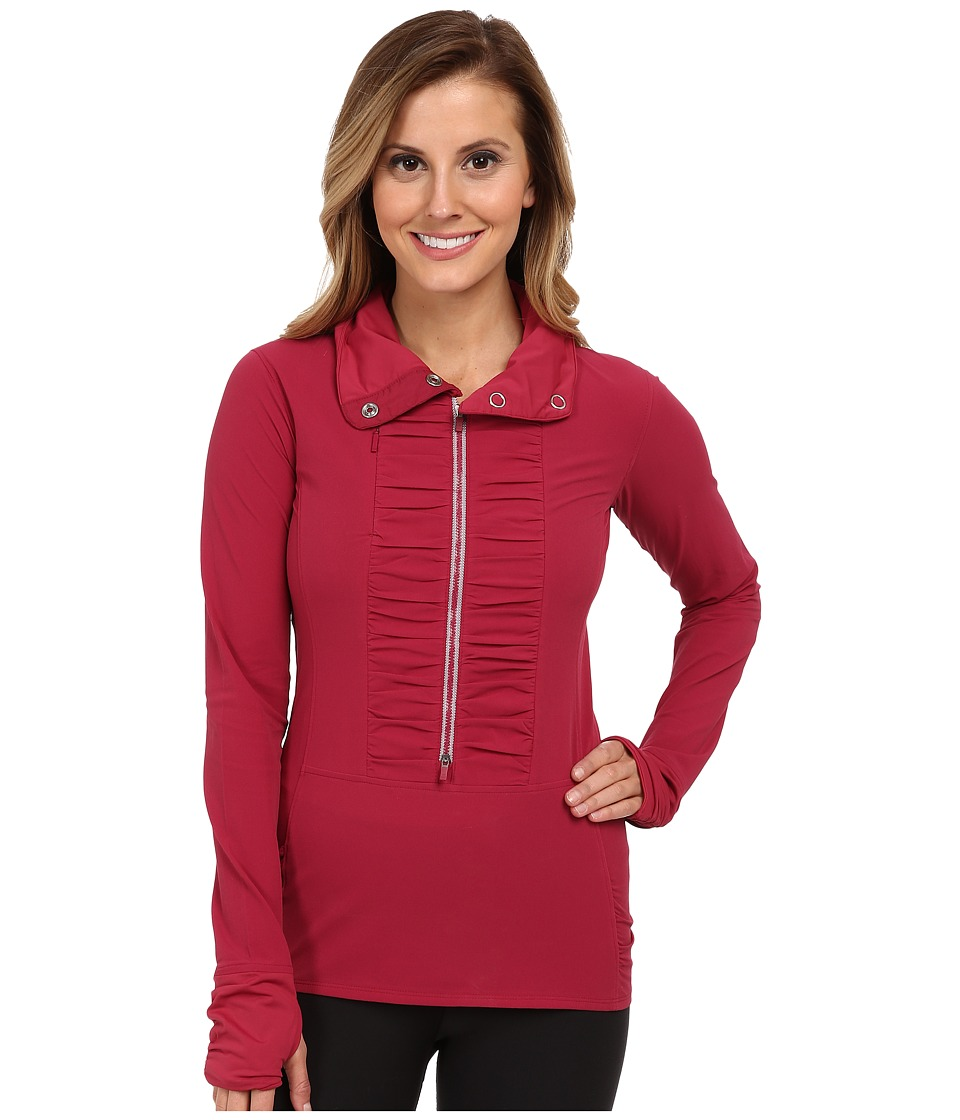 Brooks - Infiniti Anorak (Jam) Women's Long Sleeve Pullover