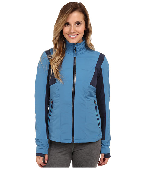 Brooks - Adapt Jacket (Aurora/Midnight) Women's Coat