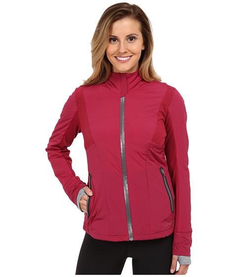 Brooks - Adapt Jacket (Jam/Jam) Women's Coat
