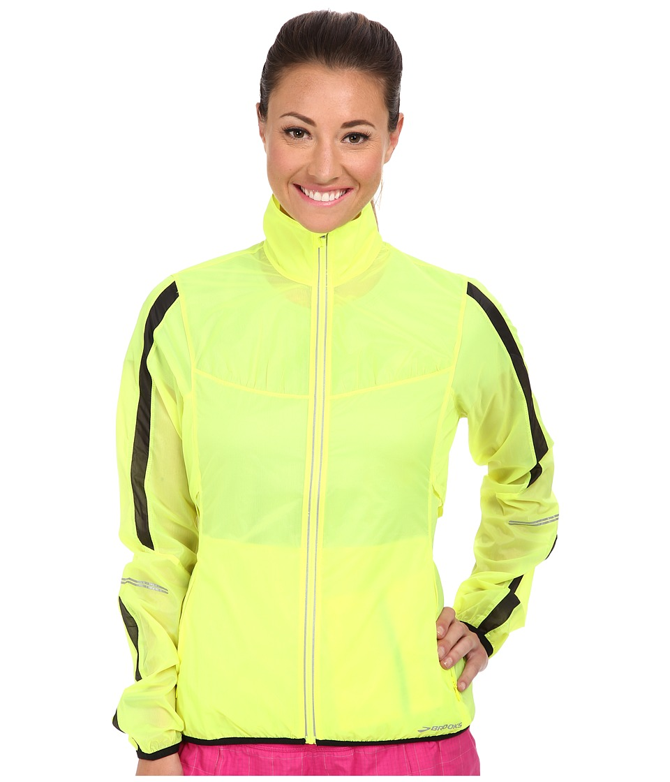 Brooks - LSD Lite Jacket IV (Nightlife/Black) Women's Jacket