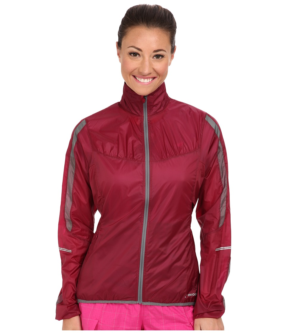 Brooks - LSD Lite Jacket IV (Jam/Mako) Women