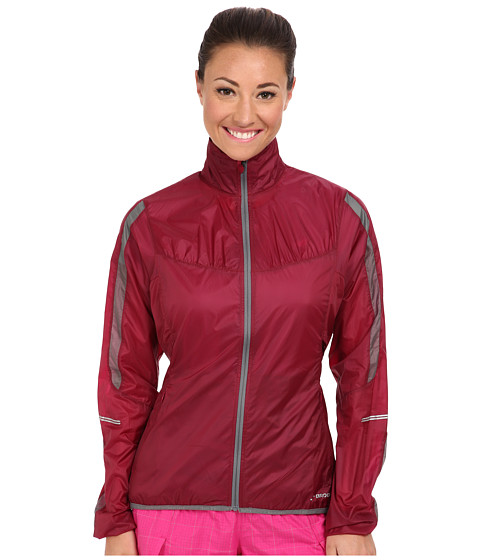 Brooks - LSD Lite Jacket IV (Jam/Mako) Women's Jacket