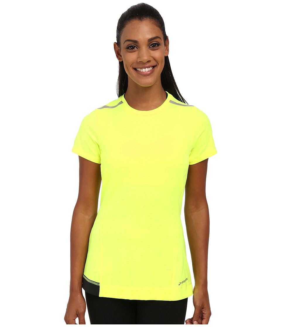 Brooks - Nightlife S/S Top (Nightlife/Black) Women