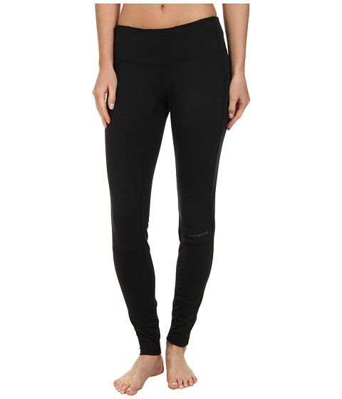 Brooks - Utopia Thermal Tight II (Black) Women's Workout