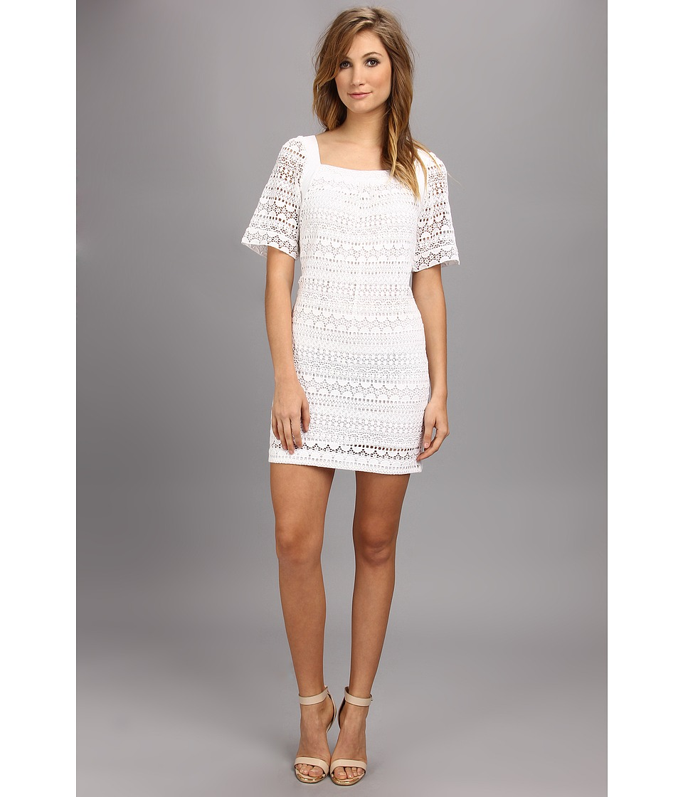 Trina Turk - Mallory Dress (White) Women's Dress