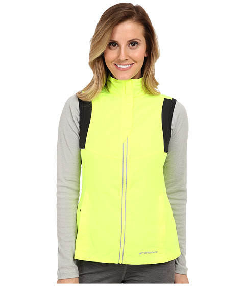 Brooks - Nightlife Essential Vest III (Nightlife/Black) Women