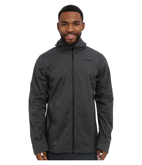 Brooks - PureProject Thermal Jacket (Black) Men's Jacket