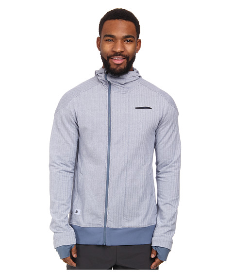 Brooks - PureProject Thermal Hoodie (Storm) Men