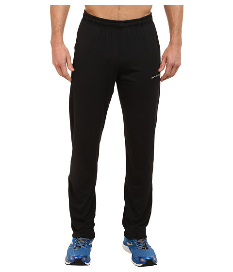 Brooks - Spartan Pant III (Black) Men's Workout