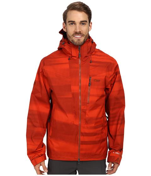 Outdoor Research - Igneo Jacket (Diablo Print) Men's Coat