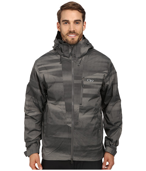 Outdoor Research - Igneo Jacket (Pewter Print) Men