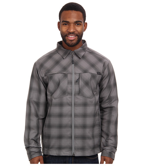 Outdoor Research - Winter Bullwheel Jacket (Pewter/Black/Metal Crush/Nappa Wax) Men's Jacket