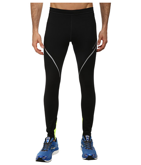 Brooks - Infiniti Tight III (Black/Nightlife) Men