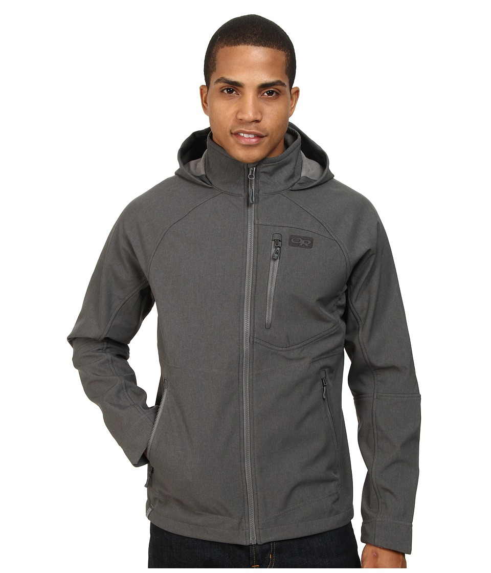 Outdoor Research - Deadbolt Hoody (Charcoal) Men's Sweatshirt