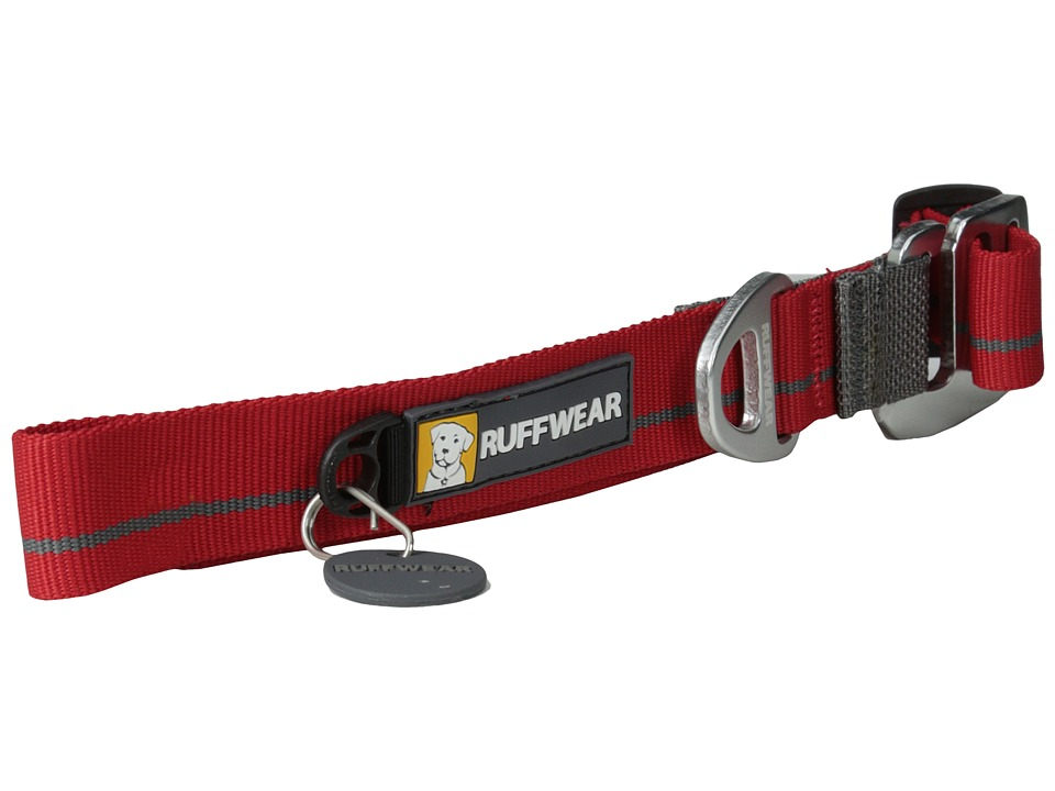 Ruffwear - Crag Collar (Red Currant) Dog Collar