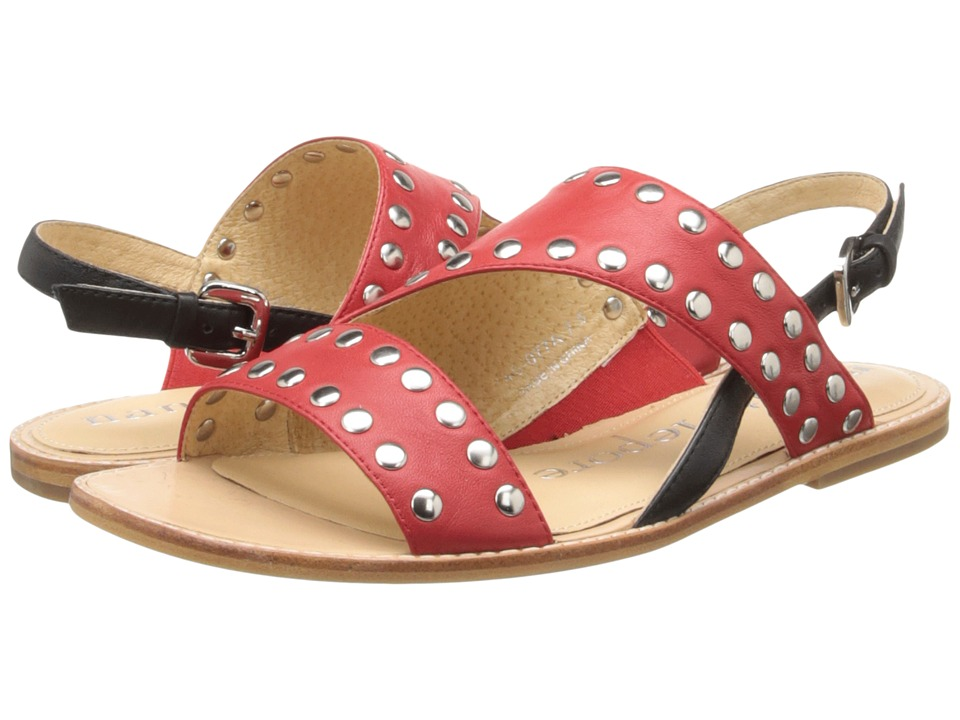 Nanette nanette lepore - Double Time Sandal (Poppy) Women