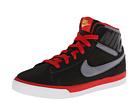 Nike Kids Nike Match Supreme Hi (Little Kid/Big Kid) (Black/University Red/White/MTCL Cool Grey)