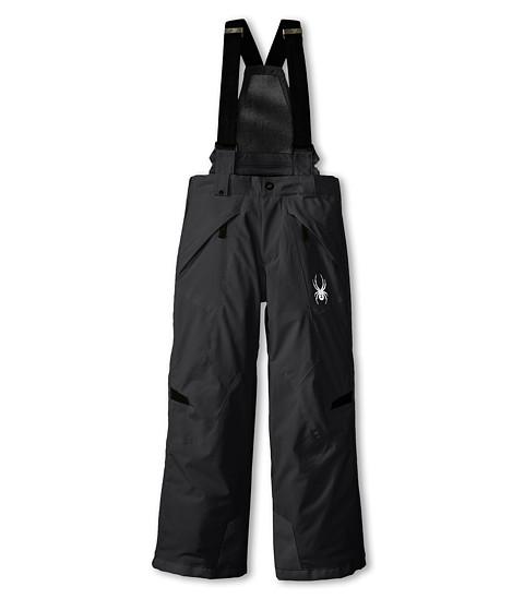 Spyder Kids - Force Pant (Big Kids) (Black/Black) Boy's Casual Pants