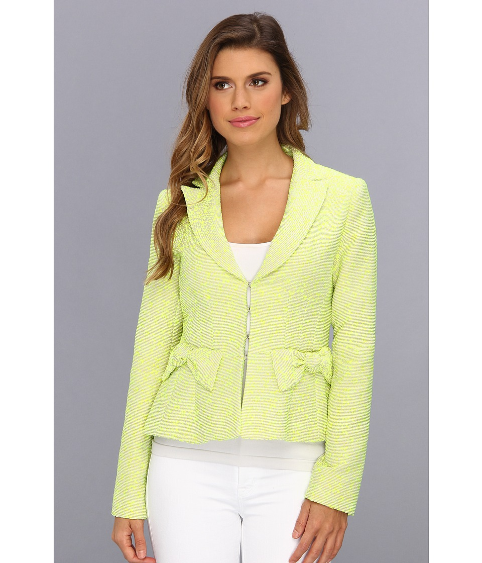 Nanette Lepore - Lost In Love Jacket (Sunshine) Women