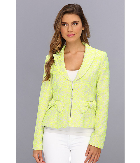 Nanette Lepore - Lost In Love Jacket (Sunshine) Women's Jacket