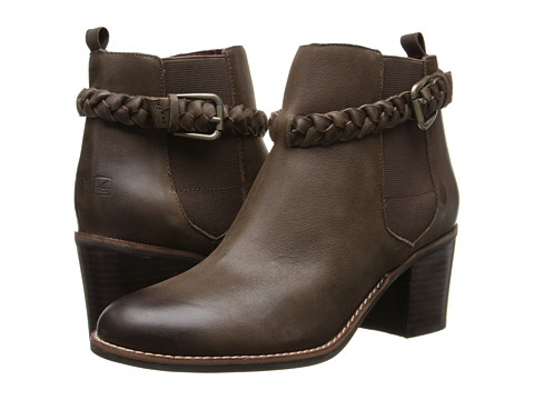 Sperry Top-Sider Liberty (Brown) Women's Dress Pull-on Boots