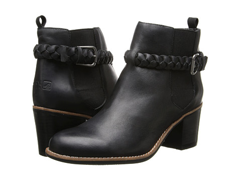 Sperry Top-Sider - Liberty (Black) Women's Dress Pull-on Boots