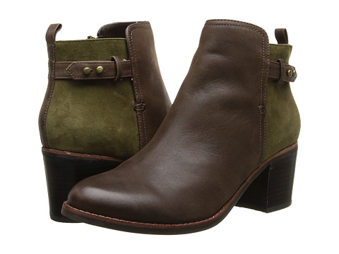 Sperry Top-Sider Ambrose (Brown/Olive) Women's Boots