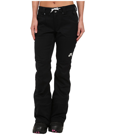 Nike SB - Willowbrook Pant (Black/Volt/Light Magnet Grey/Ivory) Women