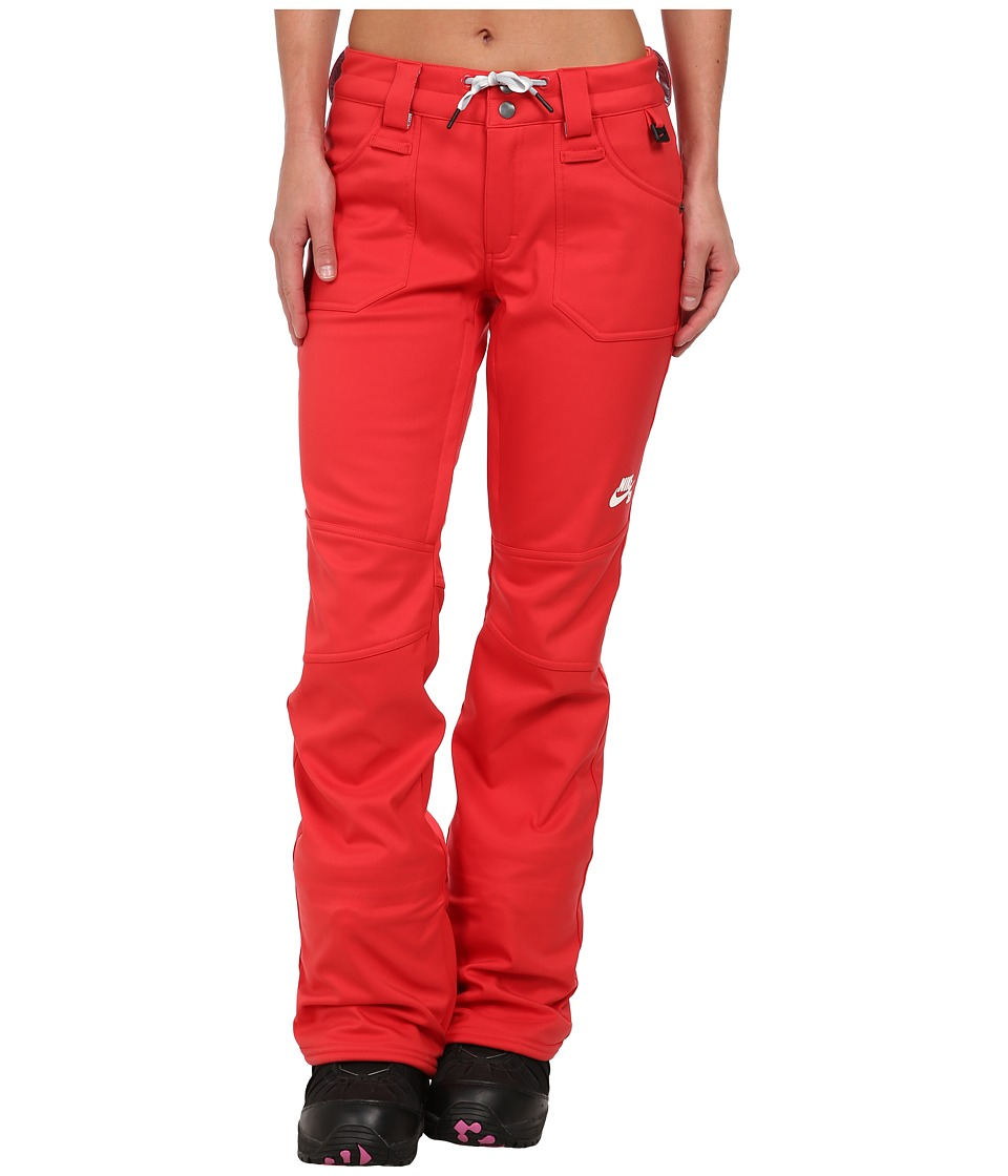 Nike SB - Willowbrook Pant (Action Red/Bright Mango/Light Magnet Grey) Women