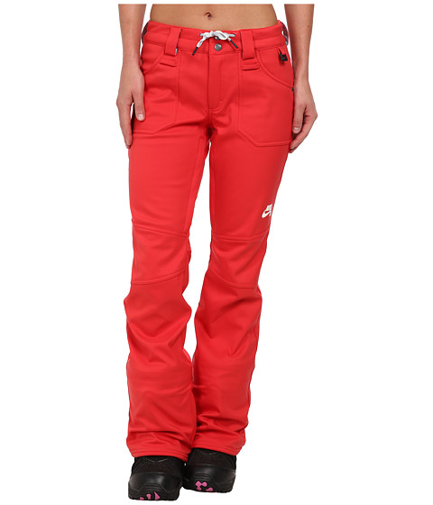 Nike SB - Willowbrook Pant (Action Red/Bright Mango/Light Magnet Grey) Women's Casual Pants