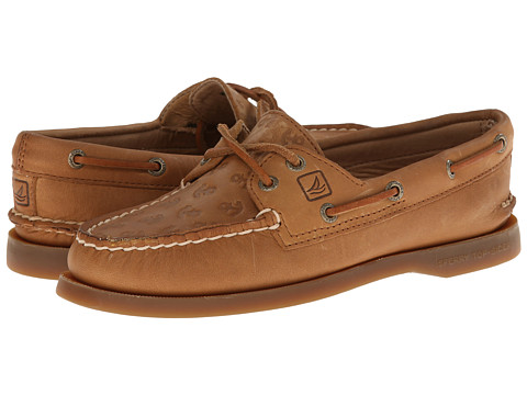 Sperry Top-Sider - A/O Embossed (Sahara Anchors) Women's Shoes
