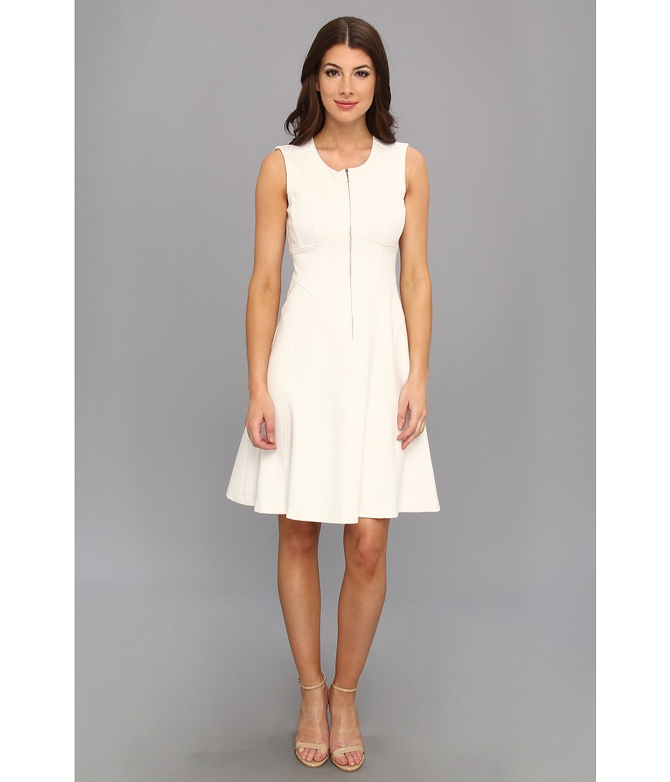 Nanette Lepore - Make-Believe Dress (White) Women's Dress