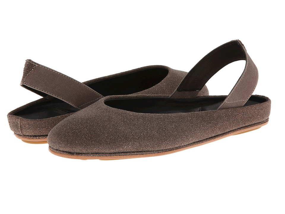 Gentle Souls - Gretchen (Mushroom Textured Leather) Women's Slip on Shoes