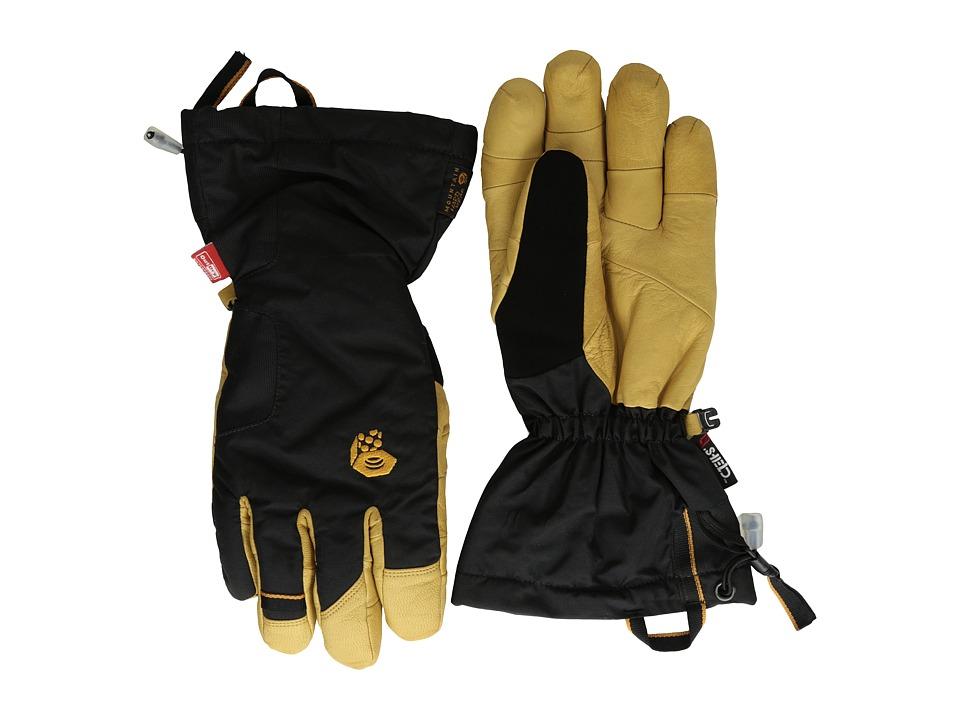 Mountain Hardwear - Jalapeno Glove (Desert Gold/Black) Snowboard Gloves