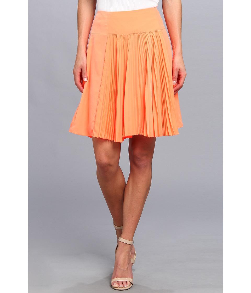 Nanette Lepore - Sunny Day Skirt (Coral) Women's Skirt