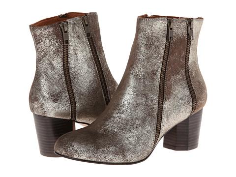 Gentle Souls - Lexington (Dark Brown Metalic Suede) Women's Boots