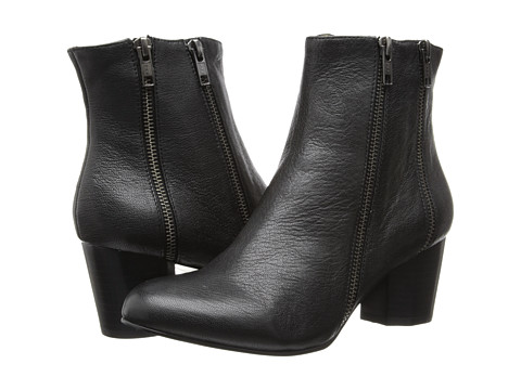 Gentle Souls - Lexington (Black Leather) Women's Boots
