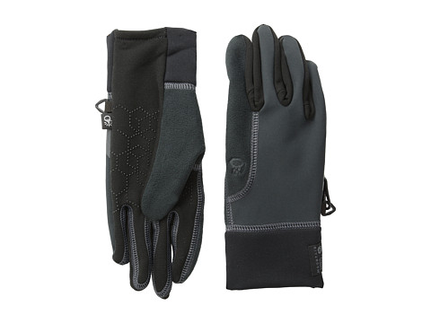 Mountain Hardwear - Winter Momentum Running Glove (Black) Extreme Cold Weather Gloves