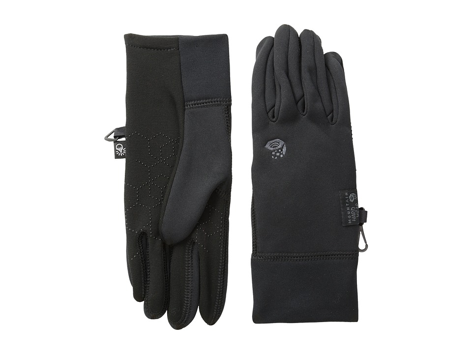 Mountain Hardwear - Power Stretch Stimulus Glove (Black) Extreme Cold Weather Gloves