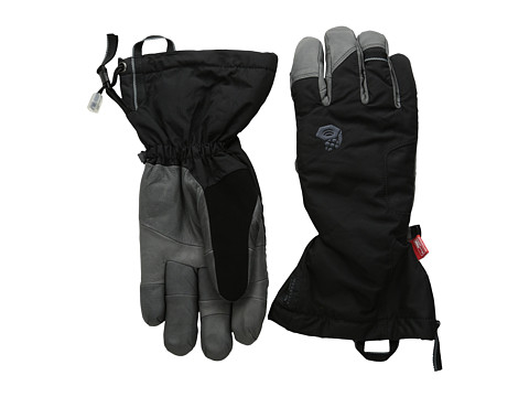Mountain Hardwear - Jalapeno Glove (Black) Snowboard Gloves