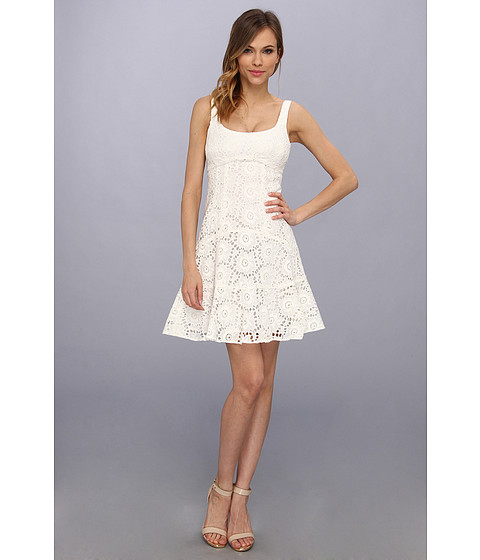 Nanette Lepore - Summer Sheath (Ivory) Women's Dress