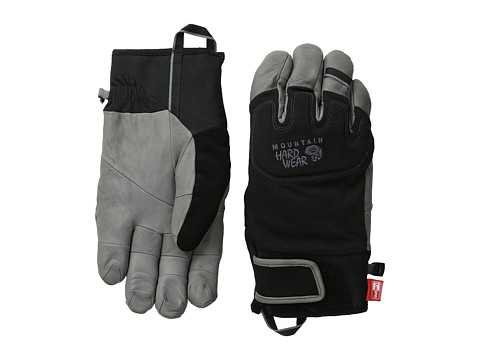 Mountain Hardwear - Skistar Glove (Black) Extreme Cold Weather Gloves