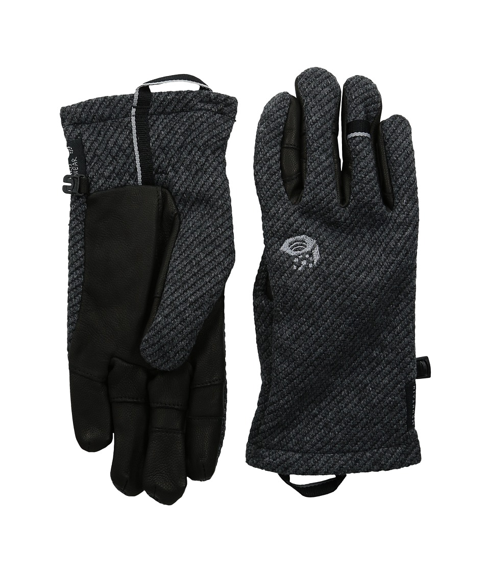 Mountain Hardwear - Gravity Glove (Black) Extreme Cold Weather Gloves