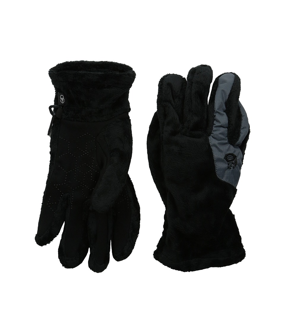 Mountain Hardwear - Pyxis Glove (Black/Graphite) Extreme Cold Weather Gloves