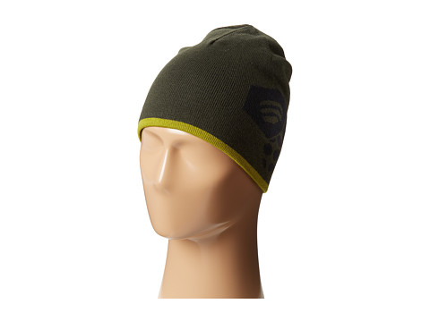 Mountain Hardwear - Reversible Dome (Greenscape/Utility Green) Beanies