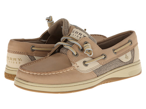 Sperry Top-Sider - Ivyfish (Linen/Oat) Women's Slip on Shoes