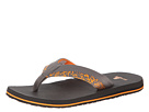 Sanuk Beer Cozy Specks Light (Charcoal/Orange Speck)