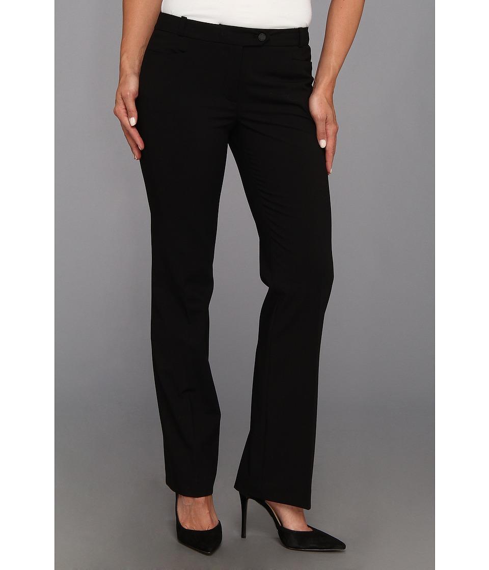 Calvin Klein - Modern Pant (Black) Women's Dress Pants