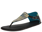 Sanuk Raindance (Black/Teal)