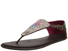 Sanuk Raindance (Chocolate/Cerise)